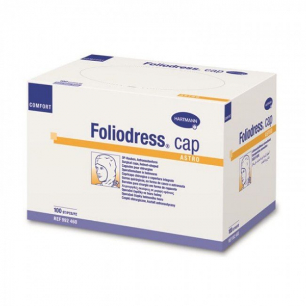 Bonete chirurgicale Foliodress Cap Comfort Astro 0
