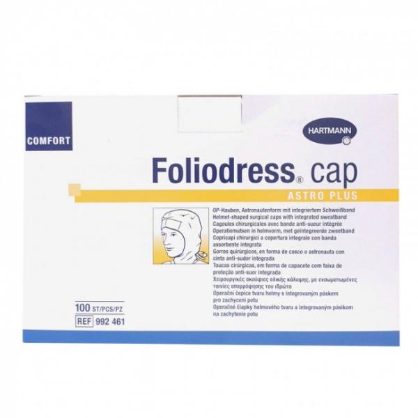 Bonete chirurgicale Foliodress Cap Comfort Astro Plus 0