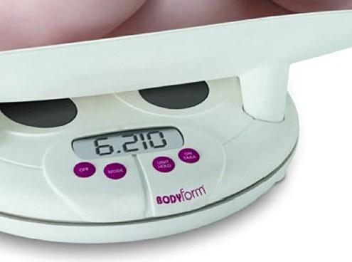 Cantar pentru bebelusi BodyForm PS3004 1