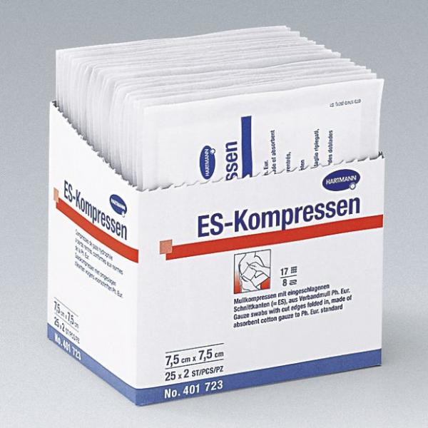 Comprese din bumbac ES-Kompressen 0