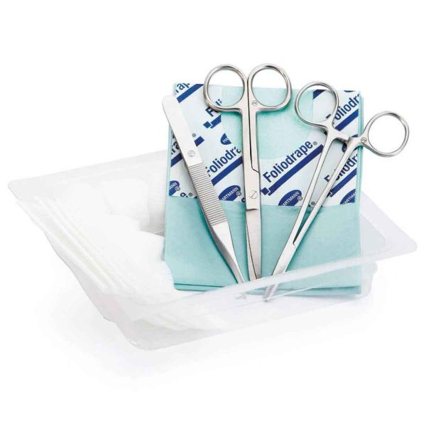 Foliodrape combiset sutura plagi mici 0