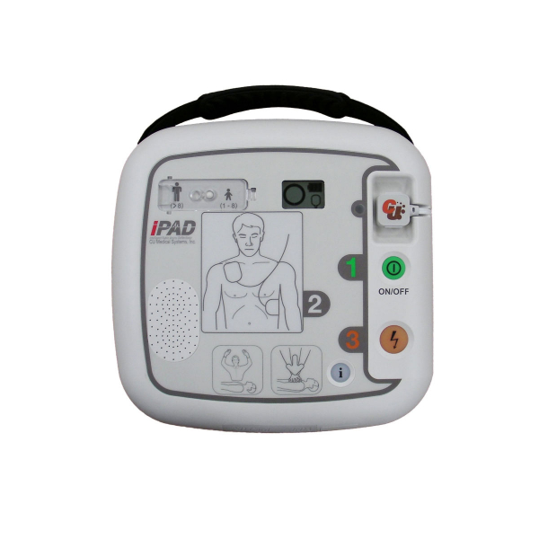 Defibrilator AED iPAD CU-SP1 Semi-automat 0