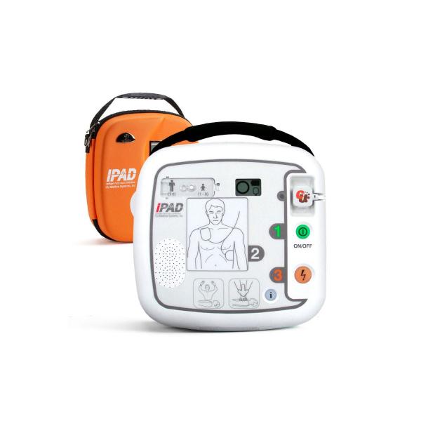 Defibrilator AED iPAD CU-SP1 Semi-automat 1