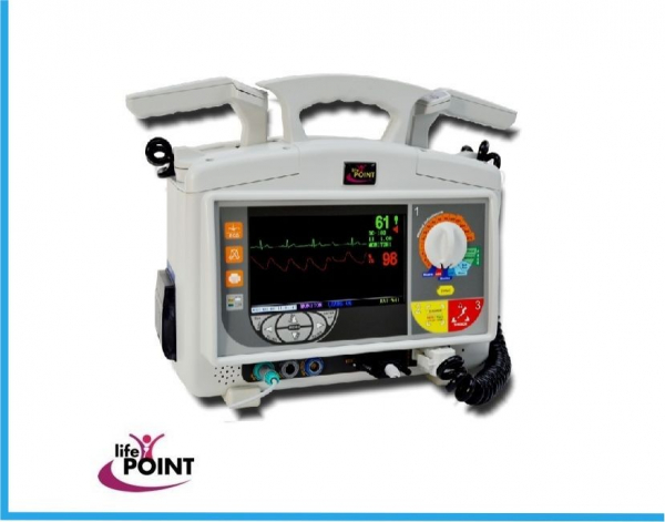Defibrilator Life Point Plus 0