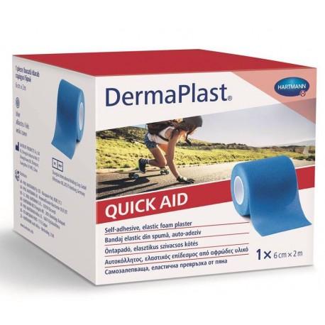 DermaPlast Quick Aid Bandaj elastic 0