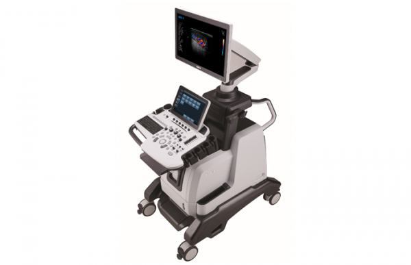Ecograf Doppler color Apogee 5800 Genius 2