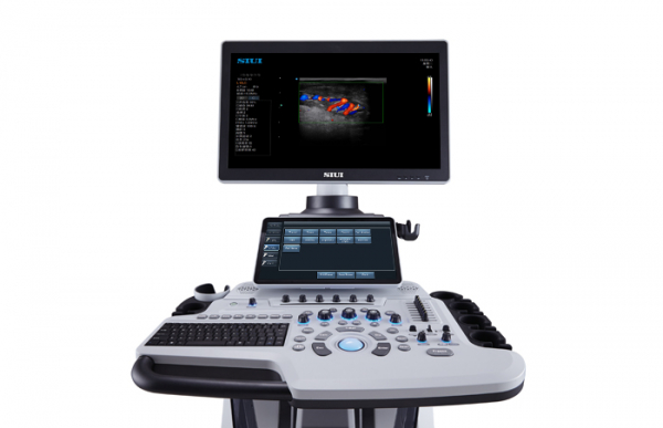 Ecograf Doppler color Apogee 5800 Genius 3