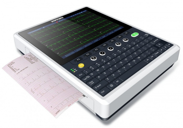 Electrocardiograf 12 canale Zoncare iMAC 120 0