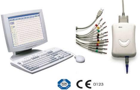 Electrocardiograf Edan SE 1010 PC 0
