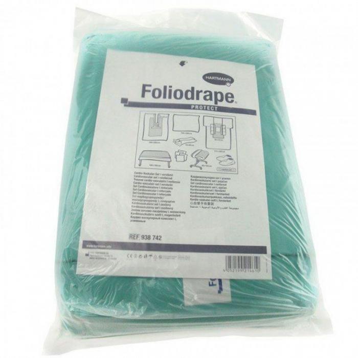 Seturi ranforsate chirurgie cardiovasculara Foliodrape Protect Plus [0]