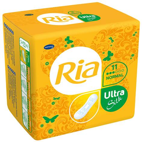 Absorbante Ria Ultra Silk 0