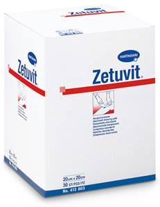 Compresa absorbanta Zetuvit 1