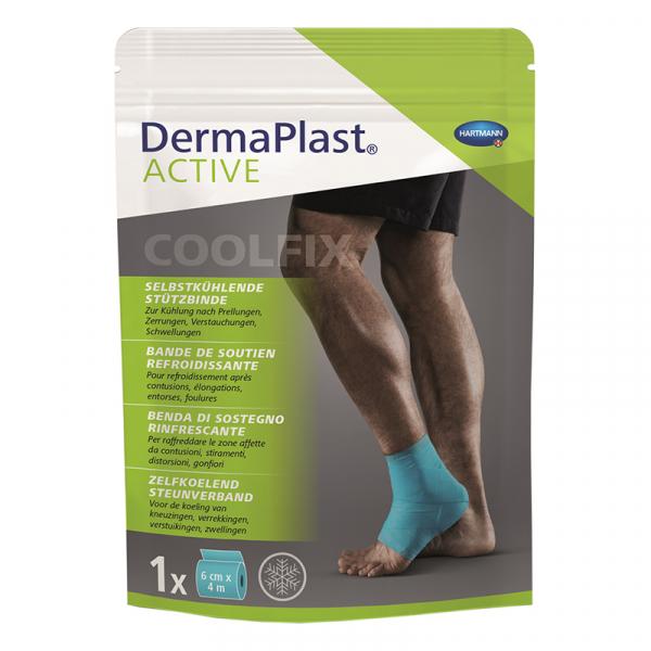 DermaPlast ACTIVE Coolfix Fasa elastica cu efect de racire 0