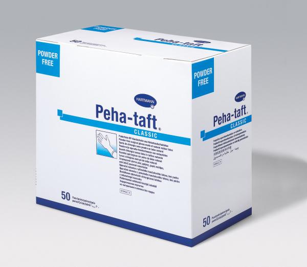 Manusi chirurgicale Peha-taft classic nepudrate 0