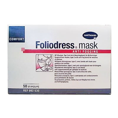 Masti de protectie Foliodress Mask Comfort Anti Fogging 0