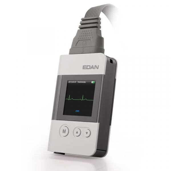 Holter ECG Edan SE-2012 cu soft inclus 1