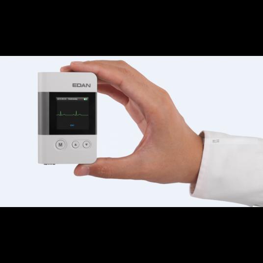 Holter ECG Edan SE-2012 cu soft inclus 2