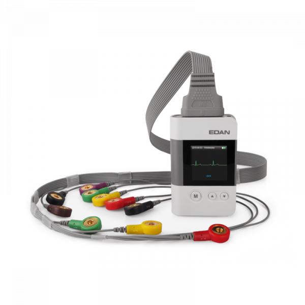 Holter ECG Edan SE-2012 cu soft inclus 0