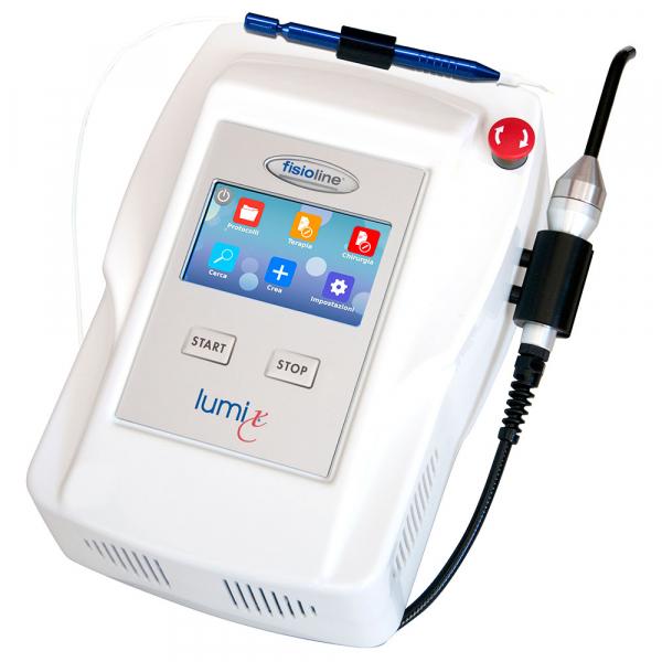 Laser dentar cu moduri duale de utilizare pentru chirurgie și terapie - LUMIX® SURGERY DUAL Dental 0