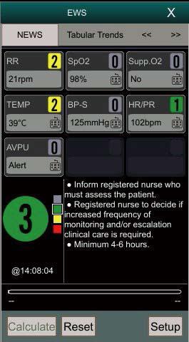 Monitor pacienti Biolight M12 [3]