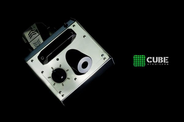 Nebulizator dezinfectie 3D Cube S 2