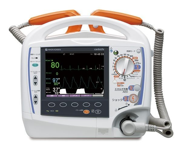 Defibrilator Nihon Kohden Cardiolife TEC 5631k 0