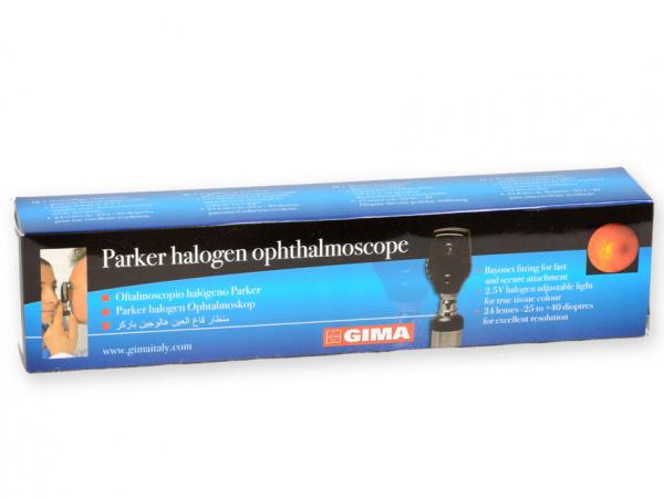 Oftalmoscop Gima Parker [1]