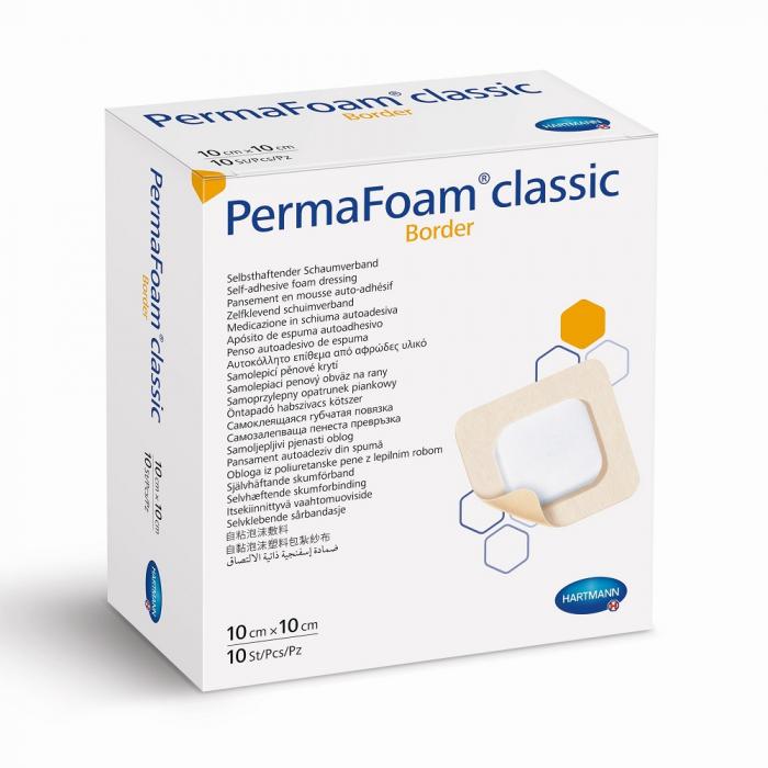 Pansament hidroactiv PermaFoam [1]