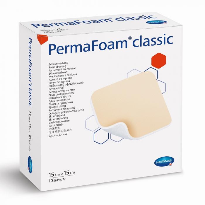 Pansament hidroactiv PermaFoam [0]
