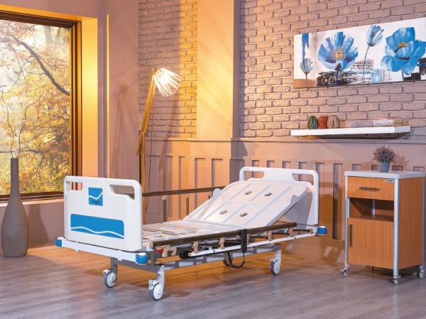 Pat spital electric cu 2 motoare TM 4060 4