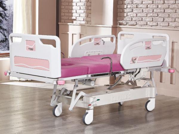 Pat spital electric ginecologie TM 4065 cu 4 motoare 4