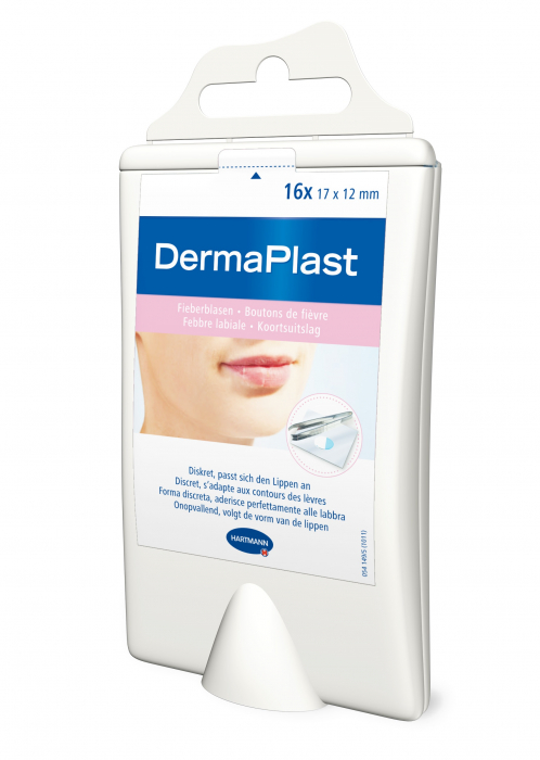 Plasturi Adezivi DermaPlast [1]