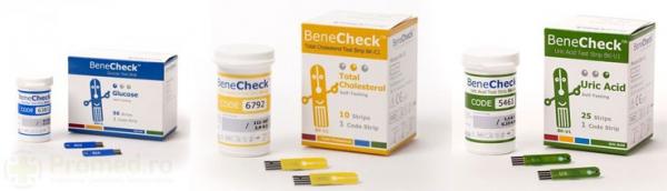 Promotie 3 cutii de teste Benecheck 0