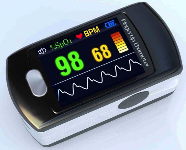 Pulsoximetru Contec CMS 50E 0