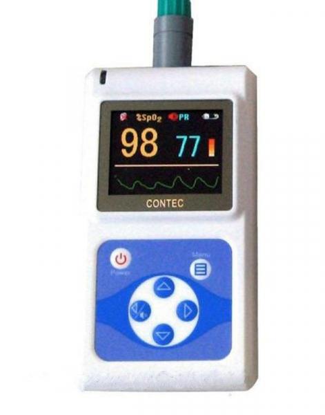 Pulsoximetru Contec CMS 60D pentru adulti 0