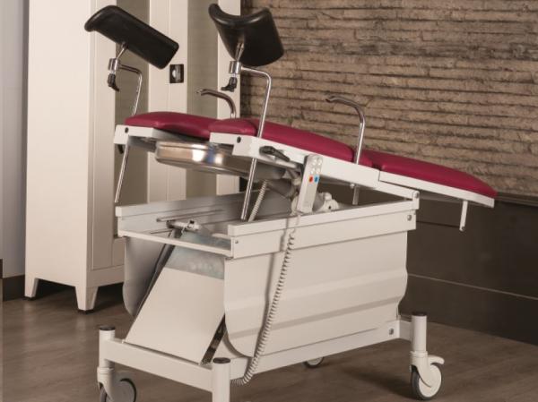 Scaun consultații ginecologice cu 2 motoare TM 1020 1