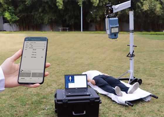 Sistem de scanare cu raze X SR-1000 Touch [2]