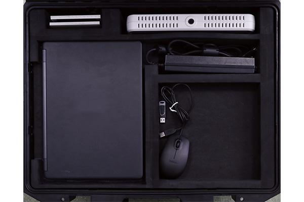 Sistem de scanare cu raze X SR-1000 Touch [3]