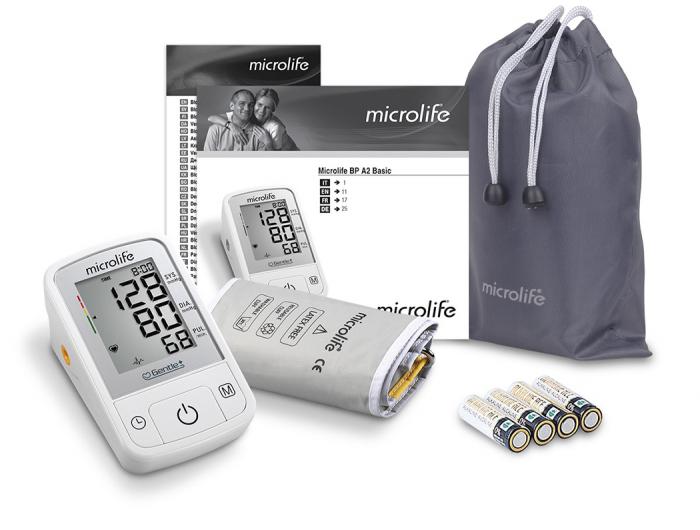 Tensiometru automat Microlife A2 Basic [1]