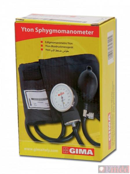 Tensiometru clasic cu stetoscop Gima Yotn 0