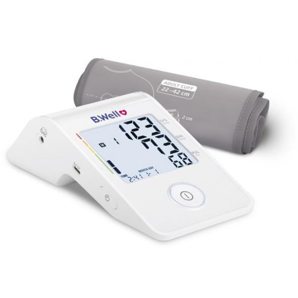 Tensiometru digital B.Well MED 53 cu alimentare cu microUSB 0