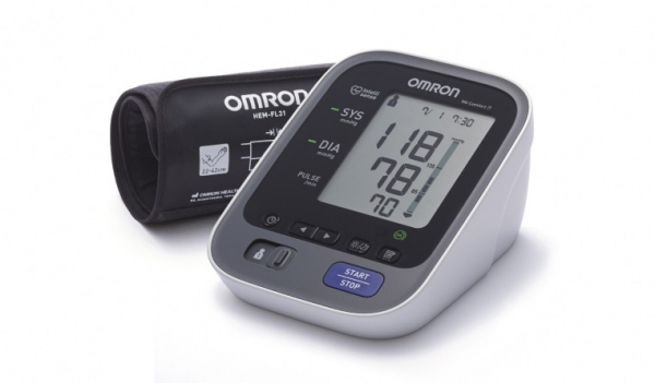 Tensiometru digital Omron M6 Comfort N IT 0