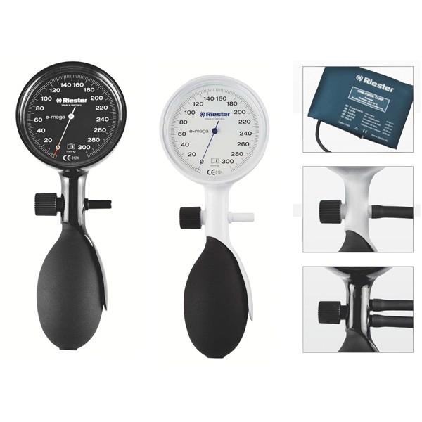 Tensiometru mecanic cu stetoscop Riester E-mega 1
