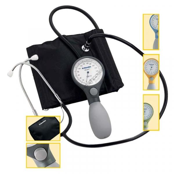 Tensiometru mecanic RIESTER Ri-san cu stetoscop inclus 1
