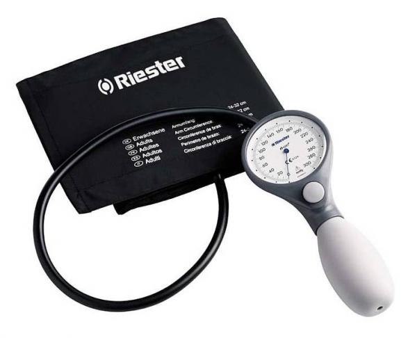 Tensiometru mecanic RIESTER Ri-san cu stetoscop inclus 0