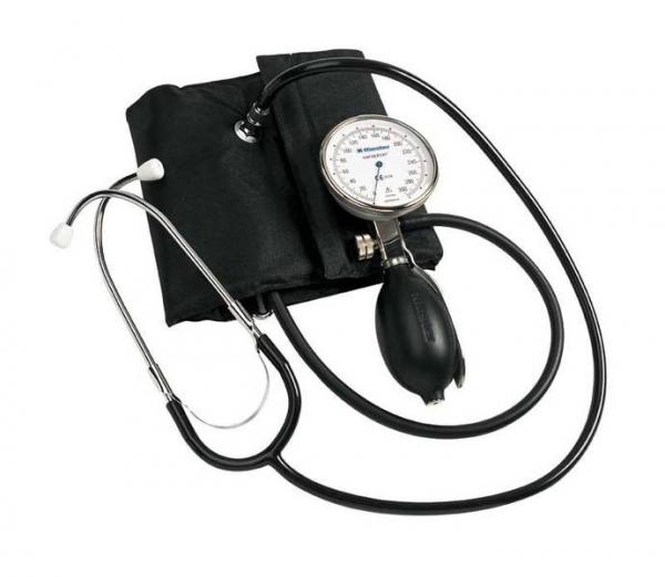 Tensiometru mecanic RIESTER Sanaphon cu stetoscop inclus 0