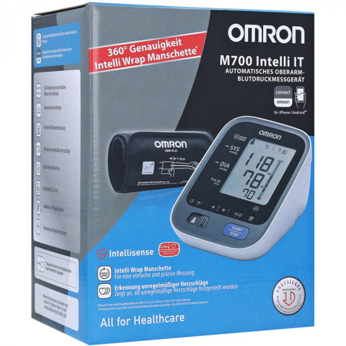 Tensiometru digital OMRON M700 (HEM-7322T-D) 5