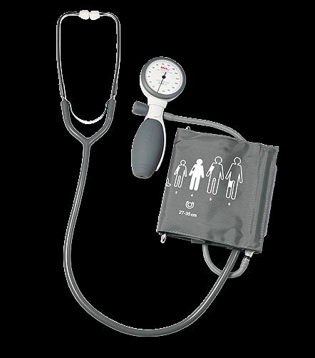Tensiometru cu manometru si stetoscop Erka Switch 2.0 Homecare [0]