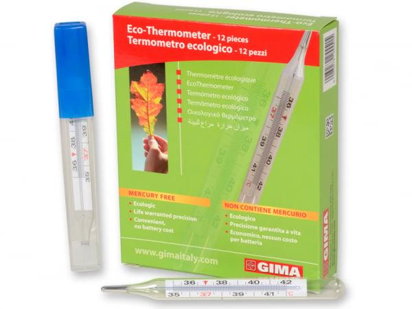 Termometru cu alcool Gima 0