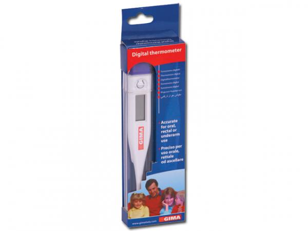 Termometru digital cu varf flexibil Gima 0